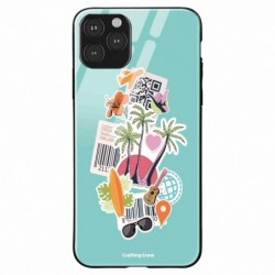 Buy Iphone 11 Pro Max Tropical Sunset Mobile Phone Covers Online at Craftingcrow.com